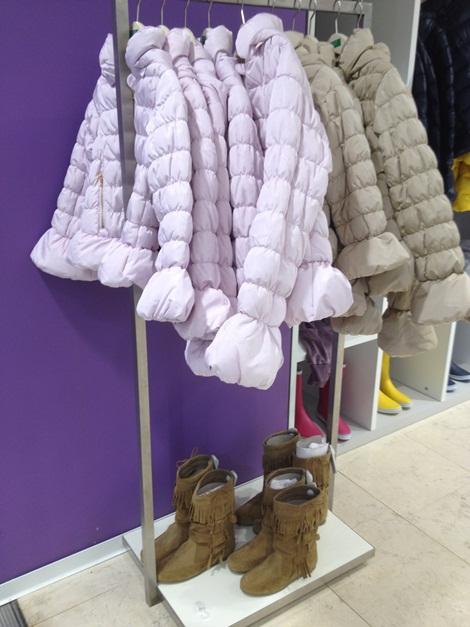 Каталог детской одежды Benetton для девочек