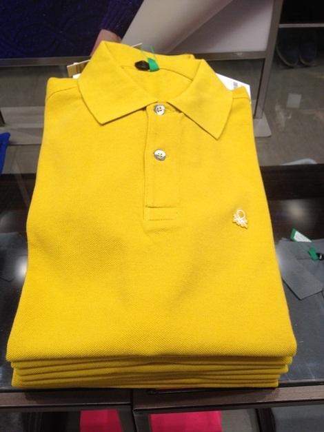 Каталог мужской и женской одежды Benetton