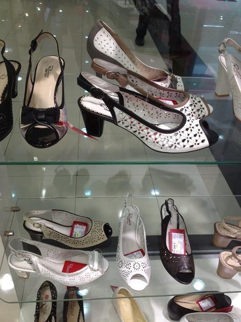 defaf3ed526 Каталог женской обуви Respect (Респект) ...