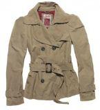 легкое пальто тренч марки Playlife